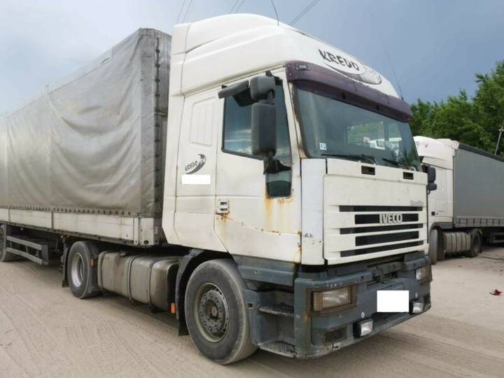 Iveco 440E42 Eurostar.Manual.ZF.Gear 4x We have - 1999