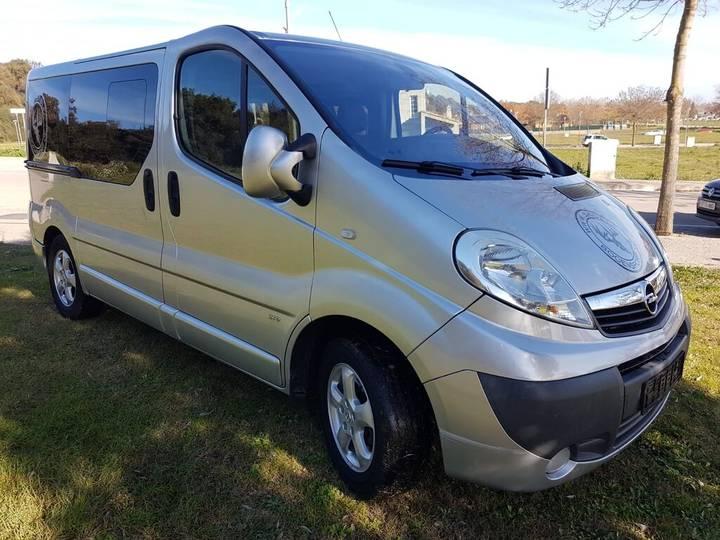 Opel Vivaro - 2008