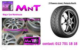 Is new Tyre's expensive? well hurry to MNT for good used tyres.