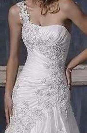 Maggie Sottero Designer imported wedding gown for sale West Rand - image 2