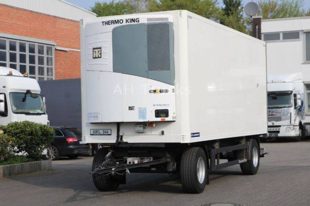 Schmitz Cargobull Thermo King Slx 100/doppelstock 2,6m/strom/türen - 2011