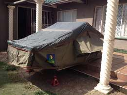 Howling Moon Senior Roof Top Tent