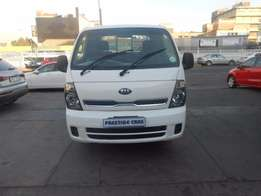 kia 2500 bakkie 2014 model white colour