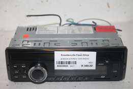 Jebson Stereo Car Radio S023352A, used for sale  Johannesburg