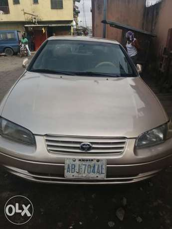 Clean and Strong Toyota 1999( tiny light)Automatic Surulere - image 1