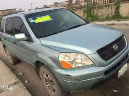 Breaking News! Honda Pilot 2004mdl Used for sale at affordable rate