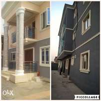 decent newly built 2bedroom for rent at yaba folagoro