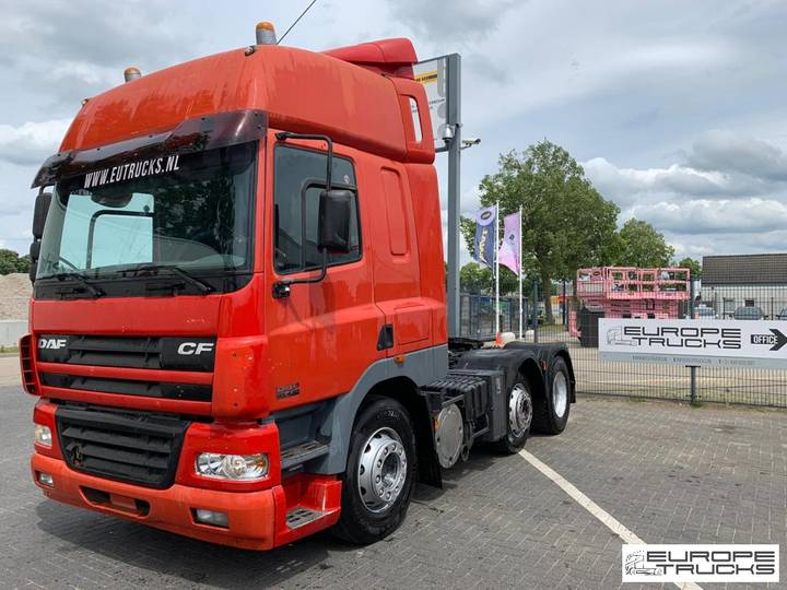 DAF CF85.430 Spacecab - Manual - Airco - 2004