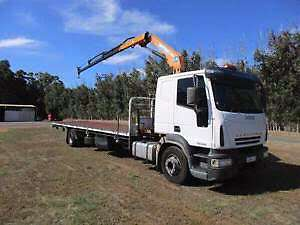Crane truck hire available country wide Pretoria East - image 1