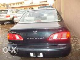 Toyota Corolla 1999 Model