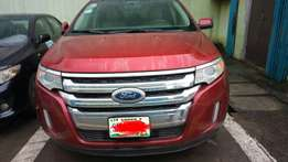 Sweet Clean 2013 Ford EDGE for grabs