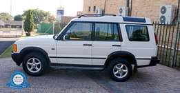 Land Rover Discovery X S TD5
