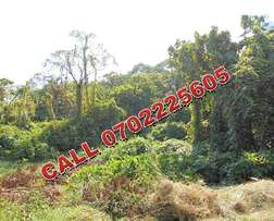 A large acre for sale in Kiwatule at 450m