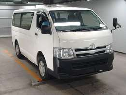 New import 7L Hiace Automatic Diesel