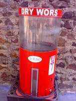 Dry Wors Vending Machines For Sale