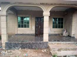 Newly complete 3 bedroom house for sale.