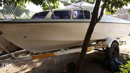 2 x Boats on Trailers. Need some attention. Open to reasonable offers.
