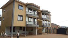 3bedrooms 3 bathrooms Ntinda luxurious apartment for rent