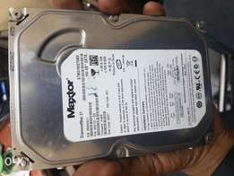 160 gb sata cpu hard disk