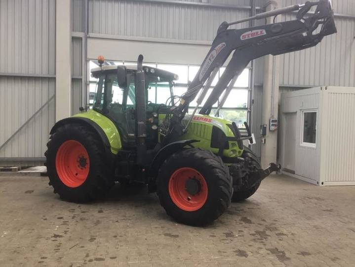 Claas arion 640 cebis - 2011