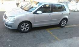 2010 polo 1.6 in perfect condition