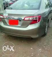 Toyota Camry first body register 2012
