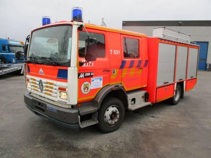 Renault M 200 Feuerwehr / Fire Department / Pompiers - 1994