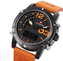 Naviforce dual watch