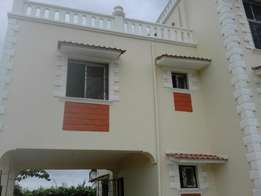 To Let - 3 Bedroom Massionette Own in Estate With Own Compound