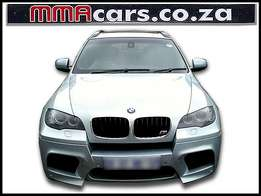2010 BMW X6 M STEPTRONIC FULLY loaded R479,890.00
