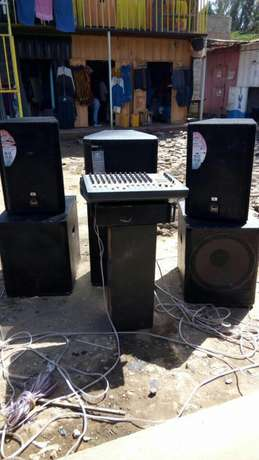 Dadancan sound, it's quality public adress, wedding and graduation Ngong Township - image 2