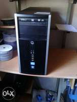 Hp i3core tower computer