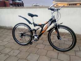 21 speed Rocky Mountain youth and adult bike with shocks ksh 15000