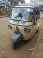 tuktuk in a perfect engine condition KTWA 528W