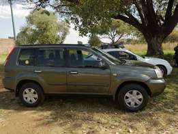 very clean and reliable 2.0L nissan xtrail for sale