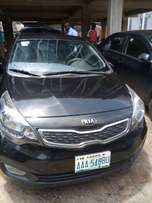KIA RIO 2013 Model, Colour Black
