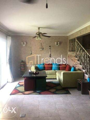 Luxury Fully Furnished Twin Villa in Mountain View Diplomats for Sale