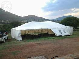 Tents, Tables, Chairs and Decor for Hire