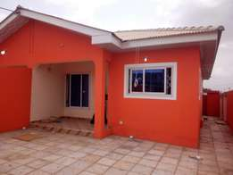 Two bedroom self compound for rent at spintex