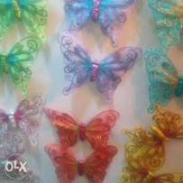 Butterfly Decors Pieces(12 in a Pack) - New Arrivals