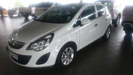 Opel Corsa 1.4i Essentia 2015 manual only 41000 km Perfect Condition