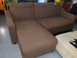 L-shape couch-sleeper