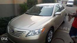 Direct Toks 2007 Toyota Camry with fully paid custom duty.