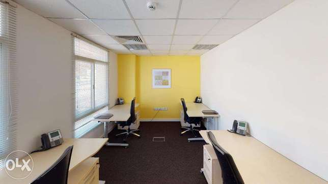 Furnished Shared Office Space from 120 OMR روي -  8