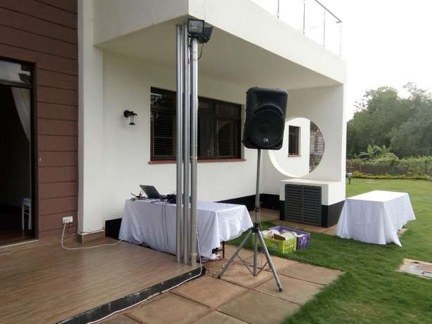 Hire equipment, speaker systems, and sound and free photograhy Nairobi CBD - image 1