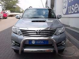 2015 Toyota Fortuner 3.0 D-4D R/B A/T