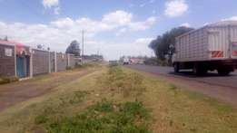 Several 50/100 plots for sale near AIC Roret near the Ngata bridge