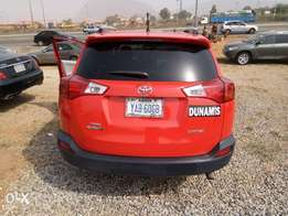 Super Clean 2014 Toyota Rav4 For Sale