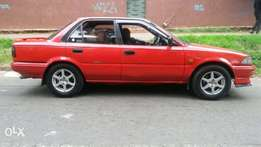 Toyota corolla 1,6 for sale