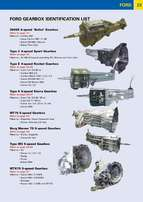 WANTED DEAD OR ALIVE Ford gearbox for cortina, sierra, escort, etc.